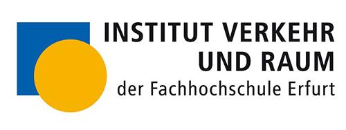 Logo FH Erfurt Institut Verkehr und Raum