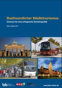 Cover_Busfreundlicher Städtetourismus