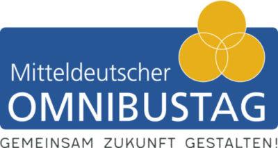 Logo Mitteldeutscher Omnibustag